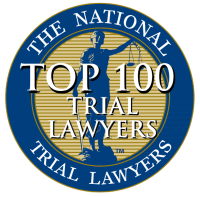 top 100 tiral lawyers